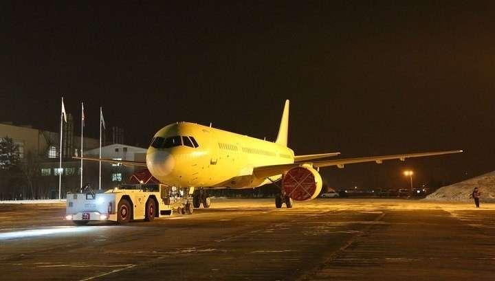 Четвёртый пассажирский самолёт МС-21 готов к испытаниям
