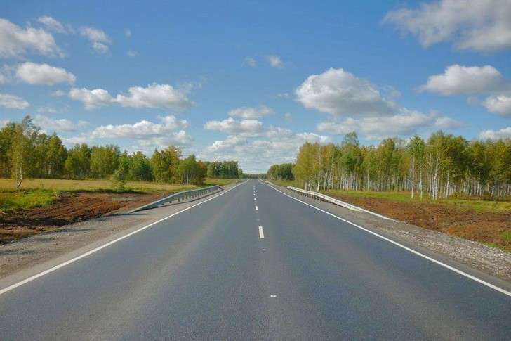 Более 500 км дорог отремонтировано в Тюменской области за сезон 2019 года