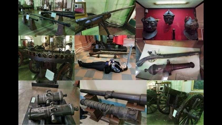 Невероятные музейные экспонаты Эрмитажа и тайны российской артиллерии прошлого