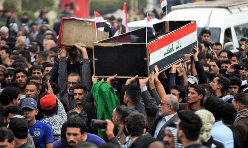 Пало марионеточное правительство Ирака во главе с Абдул-Махди Адилем