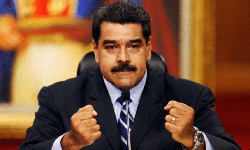 Президент Мадуро приказал мобилизовать венесуэльскую армию