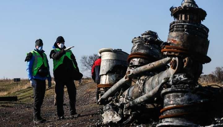 Вывоз обломков Боинга откладывается из-за голландских экспертов