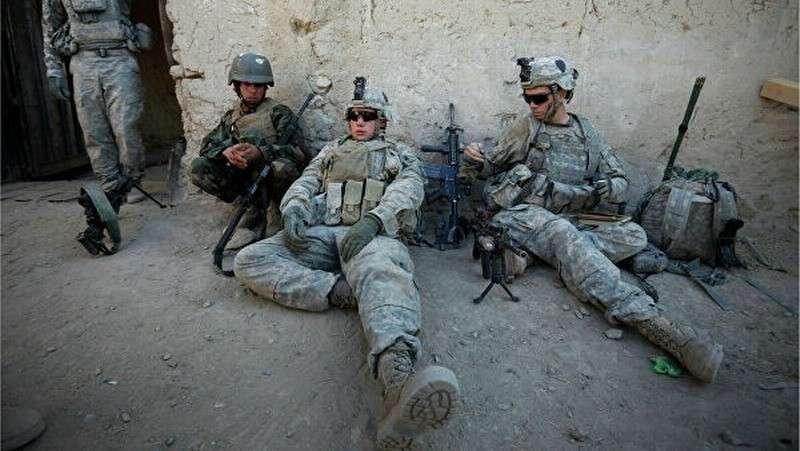 В армии США большая проблема: количество самоубийств превышает боевые потери