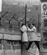 «Стена»: берлинская и харьковская