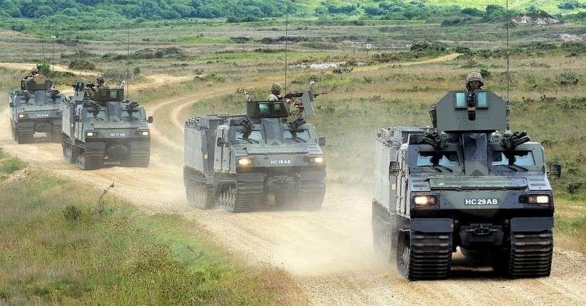 Латвия закупила у Британии металлолом по астрономической цене вместо боеспособного вооружения