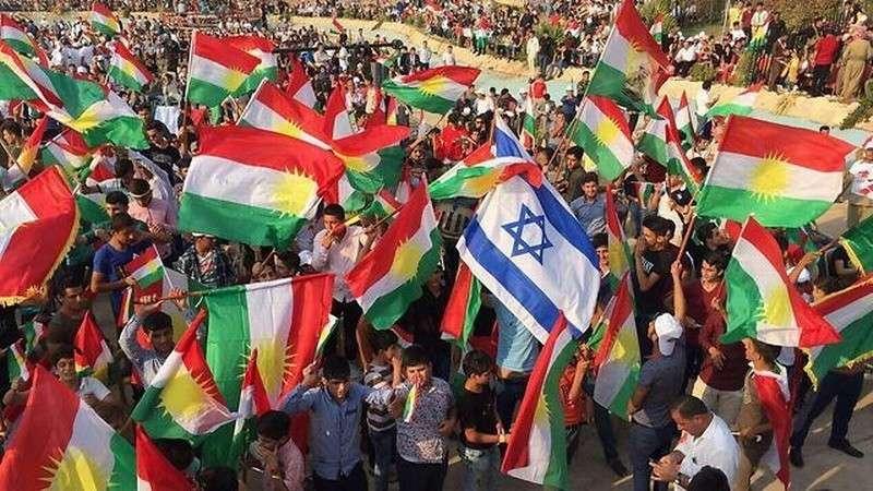 Курдские боевики – оружие Израиля против Сирии, Ирана, Ирака и Турции