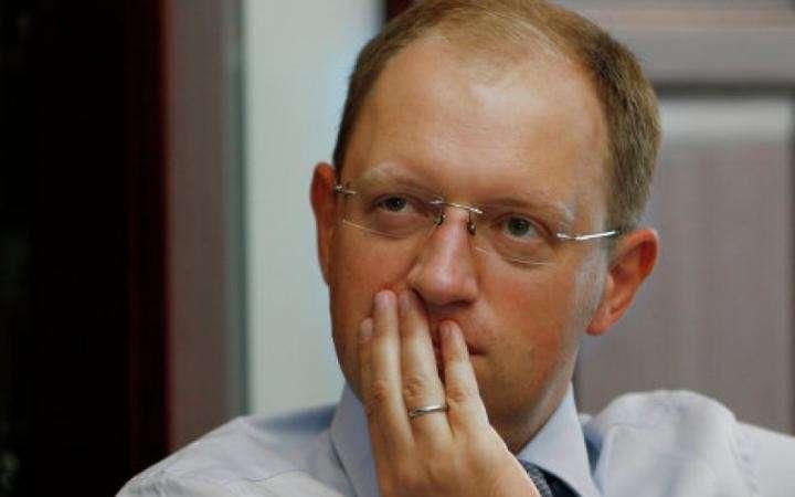 Яценюк: Украина находится на грани экономического банкротства
