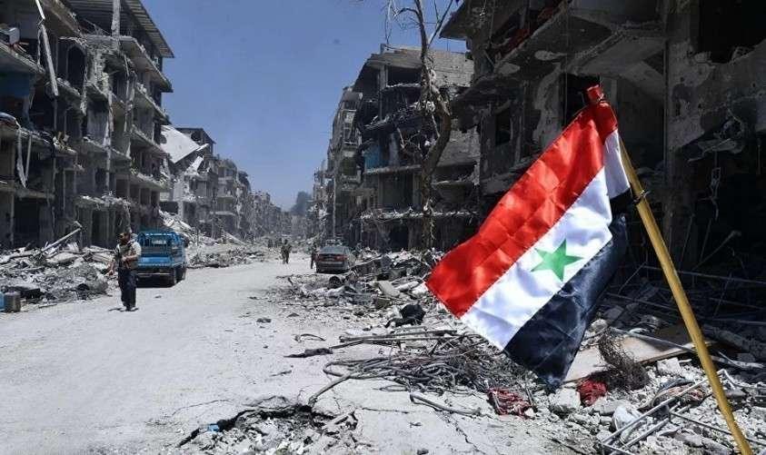 Израиль и страны Запада заинтересованы в возобновлении сирийского конфликта