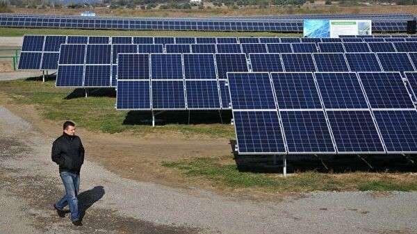 Солнечная электростанция  во Львовской области