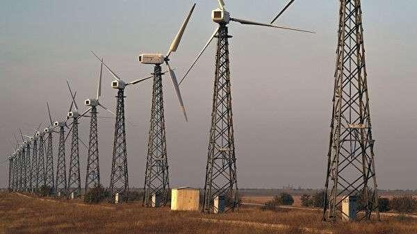 Ветряные электростанции в России