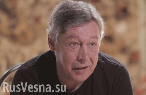 Жид Ефремов заявил, что он не русский, а чуваш | Русская весна