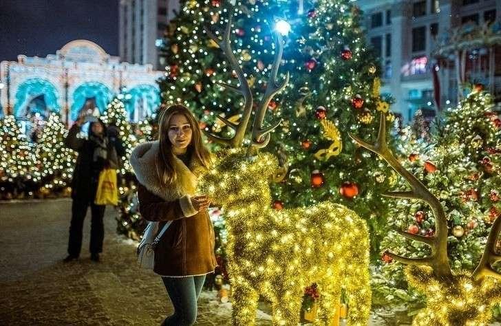 Москва признана лучшим туристическим направлением в мире