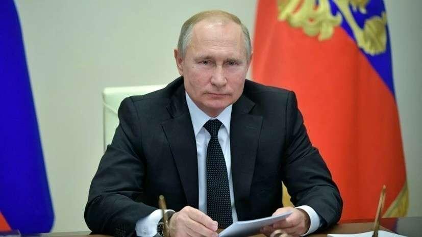 Владимир Путин подписал закон о физлицах – иностранных агентах