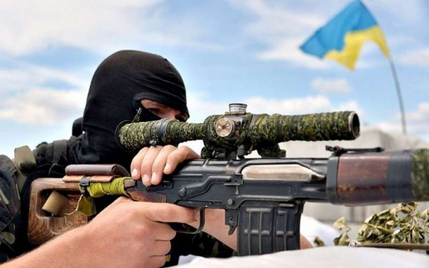 Снайперы ВСУ гибнут из-за появления у ДНР новейших «штук»