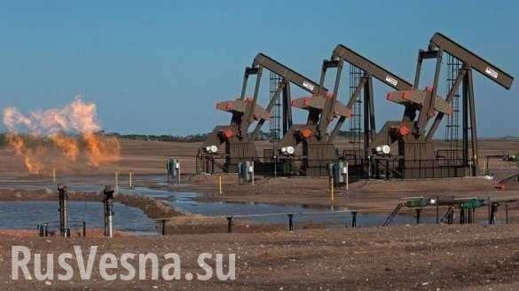 Конец «золотого века» сланцевой нефти в США близок, – Bloomberg | Русская весна