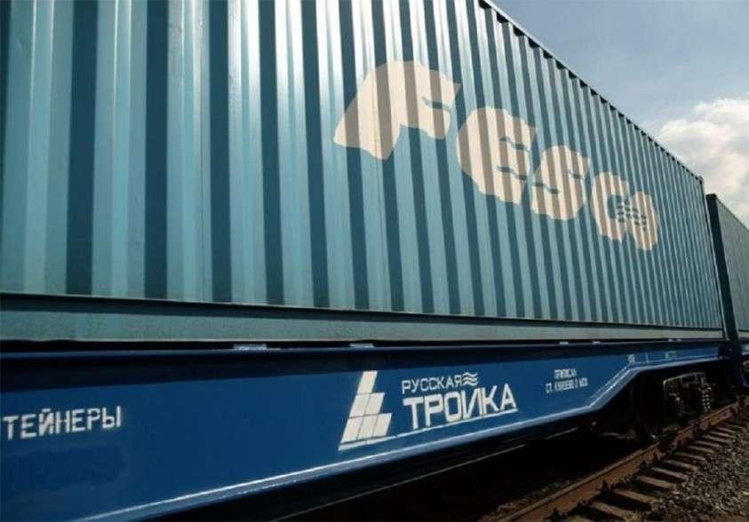 Первую транзитную контейнерную отправку из Европы в Японию через Россию