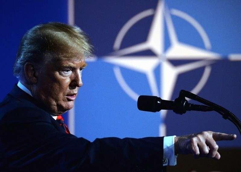 Трамп потребовал от стран НАТО увеличить дань на оборону и модернизировать альянс