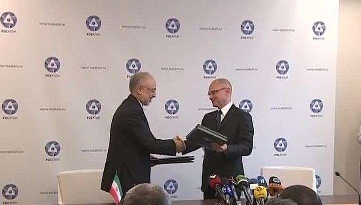 Россия построит в Иране два новых блока АЭС «Бушер»