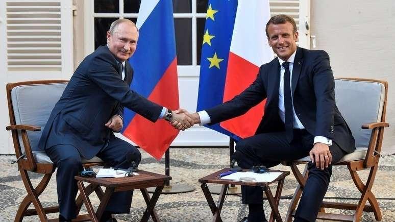 Презрение к России – главная стратегическая ошибка Европы, и Макрон это понимает