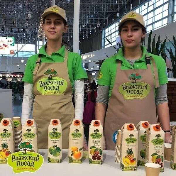 На самарском заводе по производству соков заработала высокоскоростная линия розлива