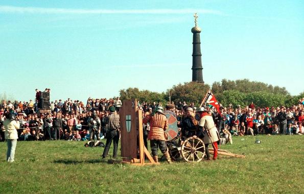 Что интересного нашли на месте Куликовской битвы археологи?