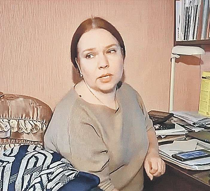 Екатерина Быкова. Фото: Телеканал «Россия 1»