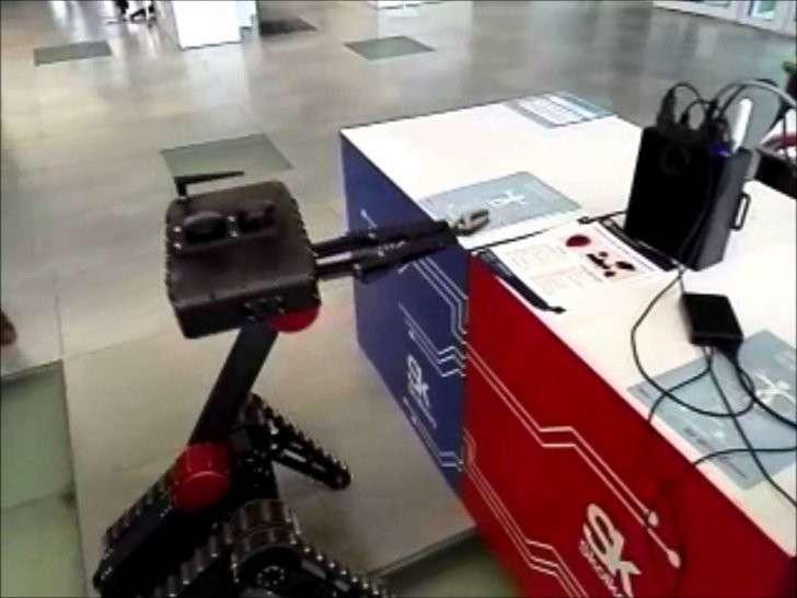 Сервосила — российский ответ американским роботам