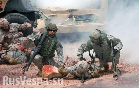 МОЛНИЯ: В США на военной базе стрельба, проводится спецоперация (ФОТО, ВИДЕО)