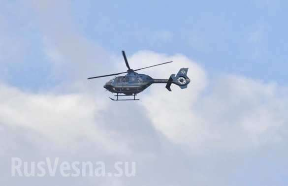 МОЛНИЯ: В США на военной базе стрельба, проводится спецоперация (ФОТО, ВИДЕО)   Русская весна