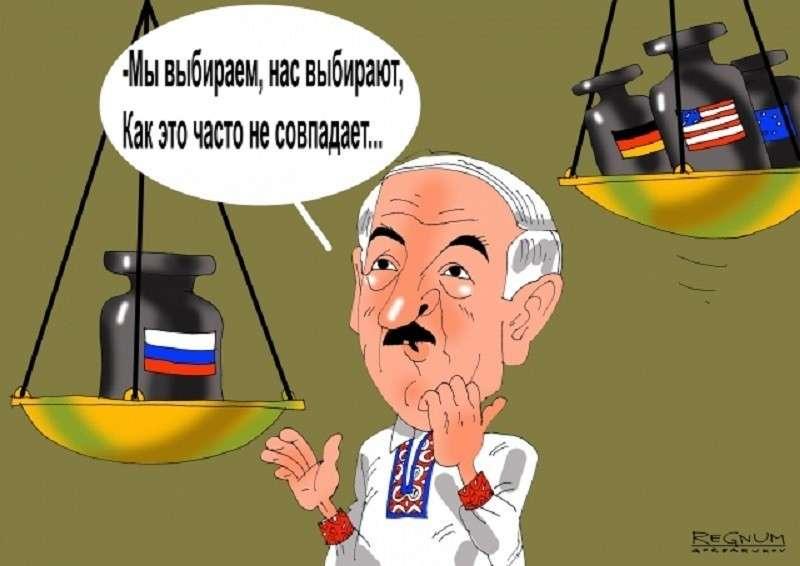 Интеграция России и Белоруссии. Лукашенко не желает распада ЕС, значит, точно распадется