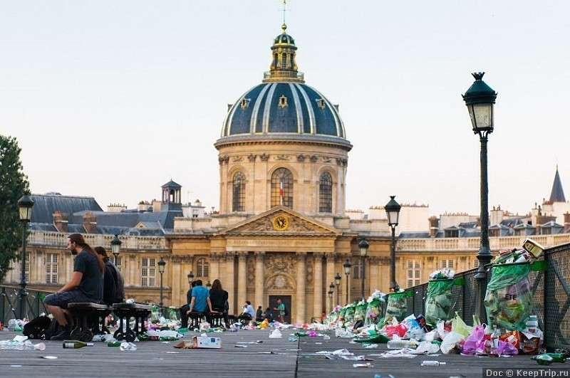 Увидеть Париж и не умереть. От разочарования