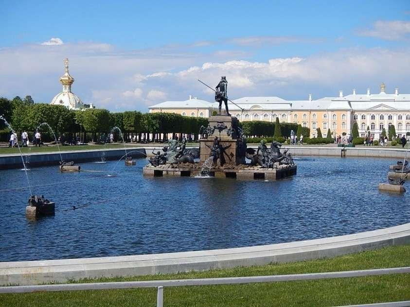 Как мы с американцем ездили в Петергоф и как из этого чуть не вышел международный скандал
