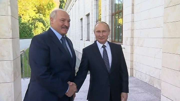 Путин и Лукашенко говорили более пяти часов на тему интеграции