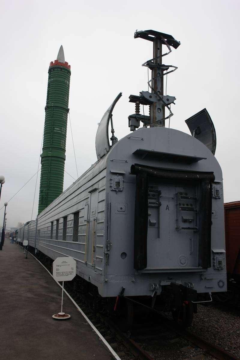 Унифицированный РС-24 «Ярс» и целесообразность БЖРК «Баргузин»