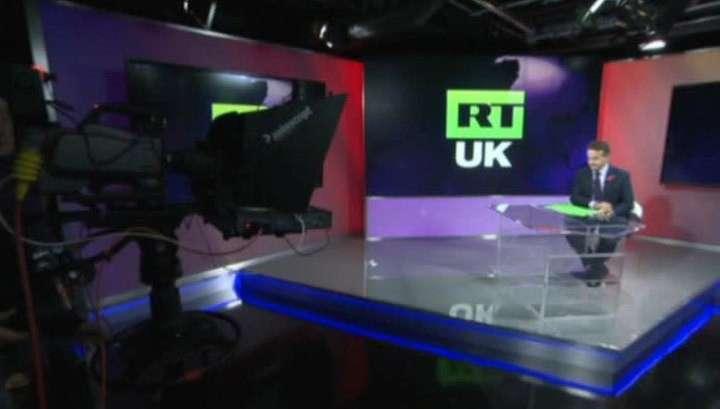Британский медиа-регулятор угрожает RT санкциями