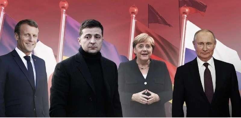 Встреча Путина и Зеленского пройдет после