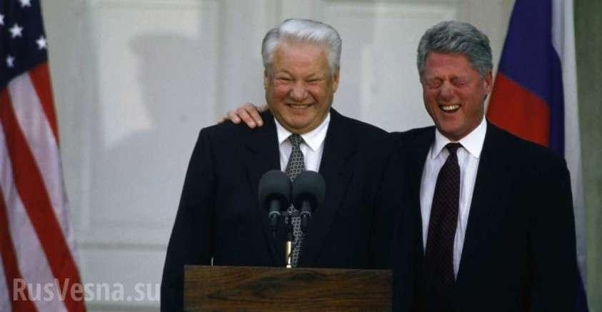Эксперт обвинил администрацию Ельцина в неприсоединении Крыма и Донбасса в 1991 году