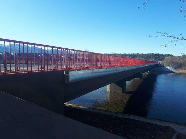 На трассе «Байкал» после капитального ремонта открыли шесть мостов
