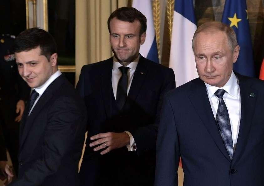 Встреча Путина и Зеленского завершилась. Владимир Путин остался доволен итогом встречи