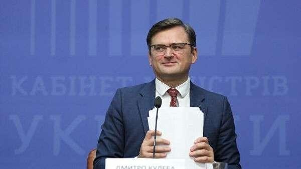 Вице-премьер-министр Украины по вопросам европейской и евроатлантической интеграции Дмитрий Кулеба