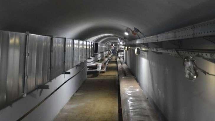Минобороны восстановило уникальное советское хранилище топлива в Крыму