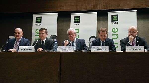 WADA отстранила Россию от ОИ на 4 года