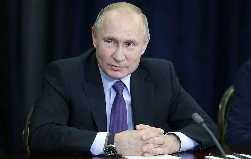 Путин призвал правозащитников поддержать право и справедливость в сфере спорта