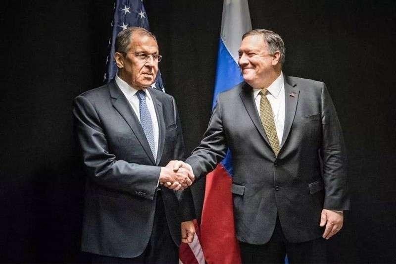 Встреча Помпео и Трампом: Сергей Лавров комментирует итоги визита в США