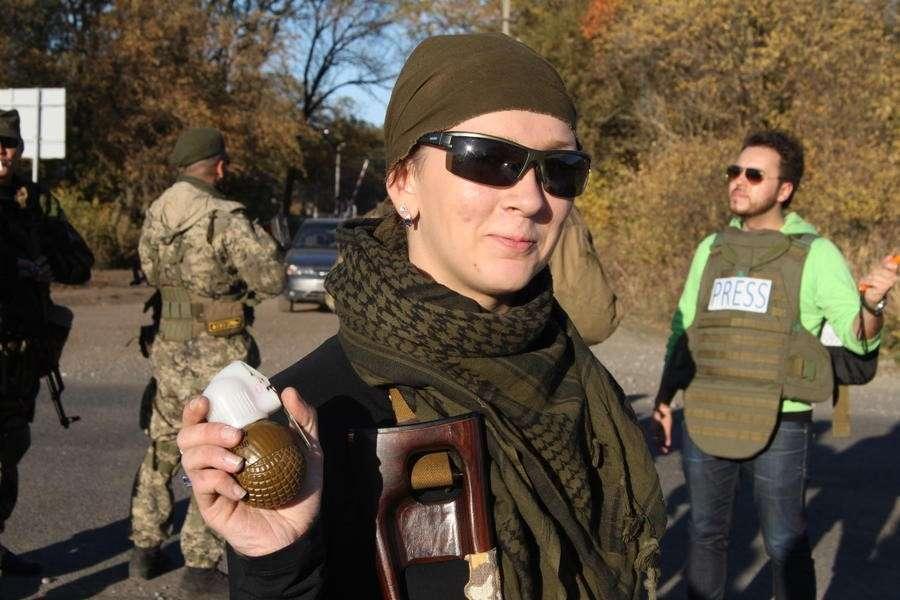 Донецк глазами американца: премьера фильма на RTД