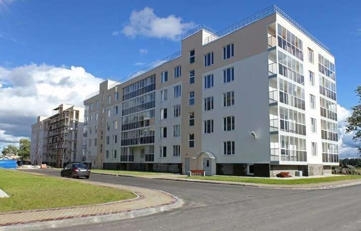 Россия с нуля строит новый город на 60