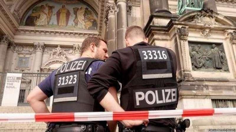 Немецкое Санкционно-Мучительное на фоне