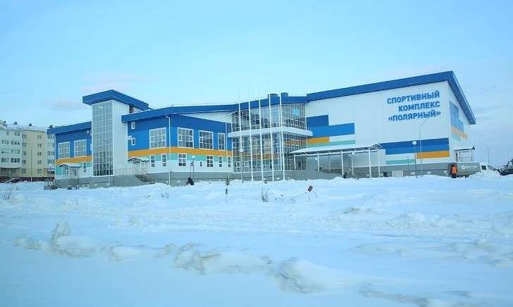 В Приморье и Ямало-Ненецком округе открыты новые спорткомплексы с бассейнами