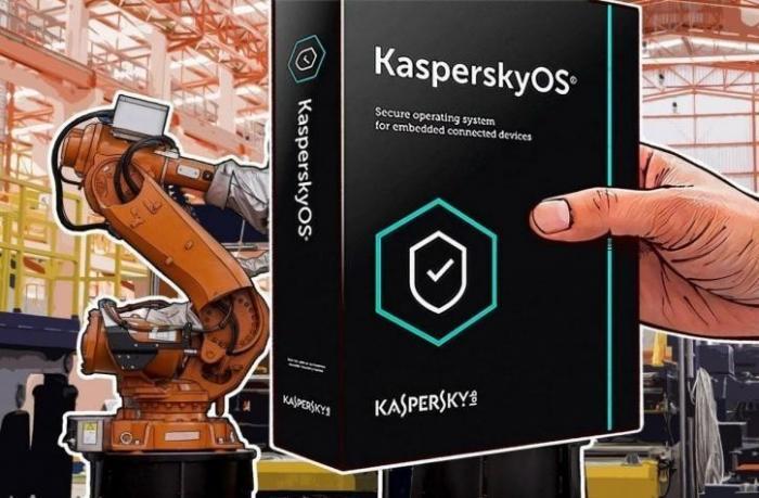 В России появится смартфон на операционной системе KasperskyOS