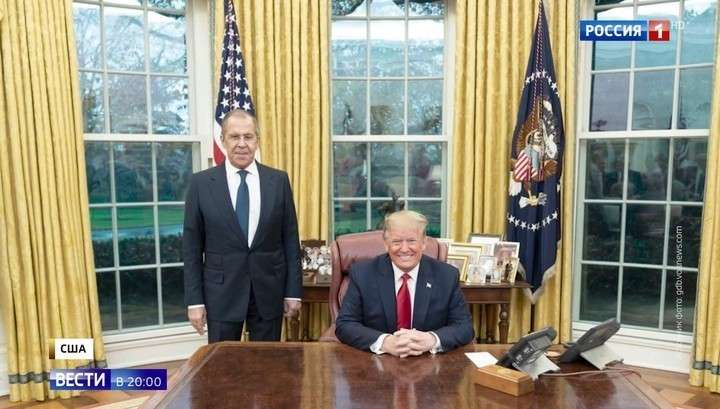 Сергея Лаврова в США обвинили в триумфе российской дипломатии